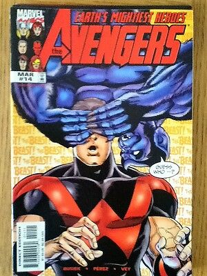 Avengers volume 3 issue 14 (VF) from March 1999 - postage discounts apply