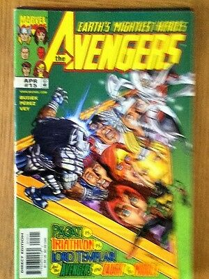 Avengers volume 3 issue 15 (VF) from April 1999 - postage discounts apply