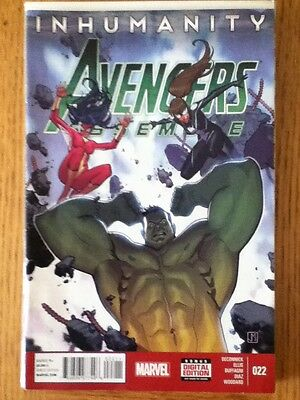 Avengers Assemble issue 22 (VF) from February 2014 - postage discounts apply