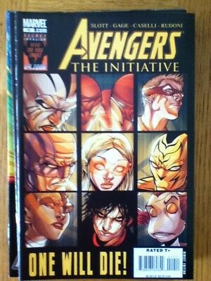 Avengers: The Initiative issue 10 (VF) from May 2008 - discounted post