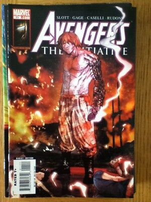 Avengers: The Initiative issue 11 (VF) from June 2008 - discounted post