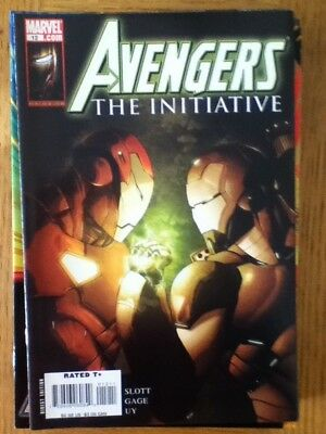 Avengers: The Initiative issue 12 (VF) from June 2008 - discounted post