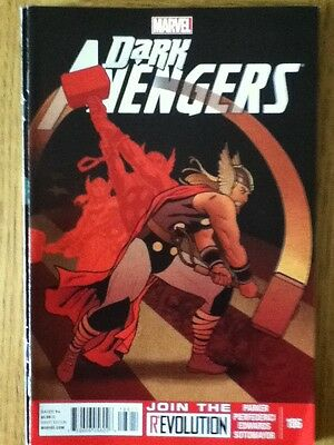 Dark Avengers issue 186 (VF) from March 2013 - postage discounts apply