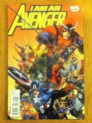 I am an Avenger issue 1 of 5 (VF) from November 2010 - postage discounts apply