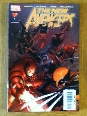 New Avengers (VF) issue 16 from April 2006 - postage discounts apply