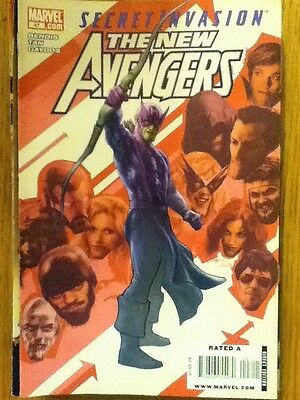 New Avengers issue 47 (VF) from January 2009 - postage discounts apply