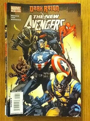 New Avengers issue 48 (VF) from February 2009 - postage discounts apply