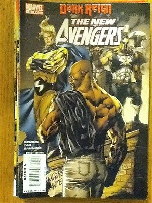 New Avengers issue 49 (VF) from March 2009 - postage discounts apply