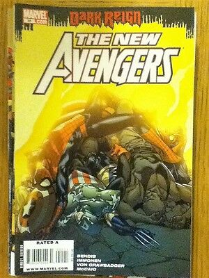New Avengers issue 55 (VF) September 2009 - postage discounts apply