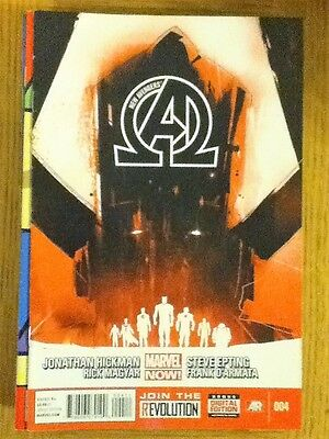 New Avengers issue 4 (VF) from May 2013 - postage discounts apply