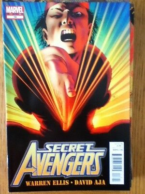 Secret Avengers issue 18 (VF) from December 2011 - discounted post