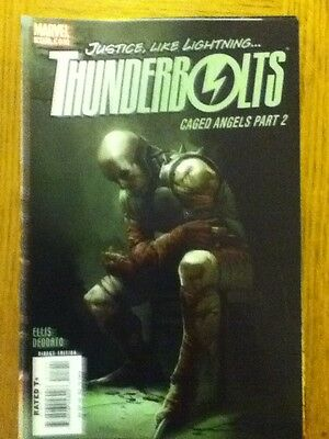Thunderbolts (Avengers) issue 117 (VF) - December 2007 - postage discounts apply