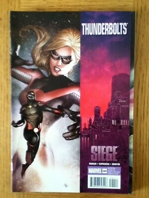 Thunderbolts (Ant-Man, Ghost) issue 141 (VF) - April 2010 - discounted postage