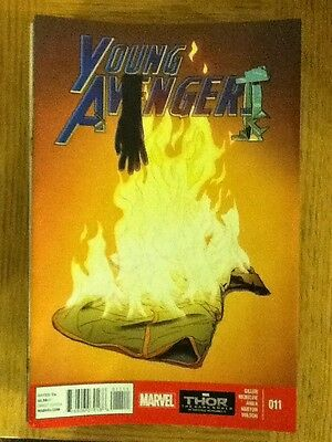 Young Avengers issue 11 (VF) from December 2013 - postage discounts apply
