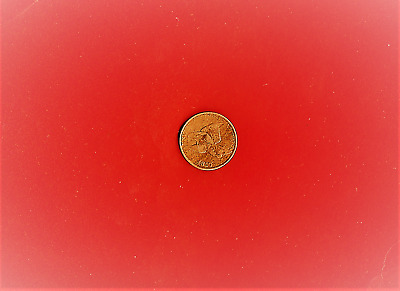 1857 Flying Eagle Cent,161 Years Old,rare,better Grade
