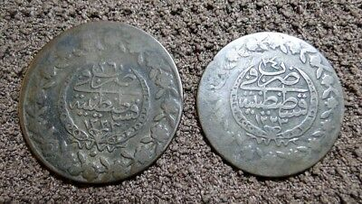 Turkey Two Old Coins