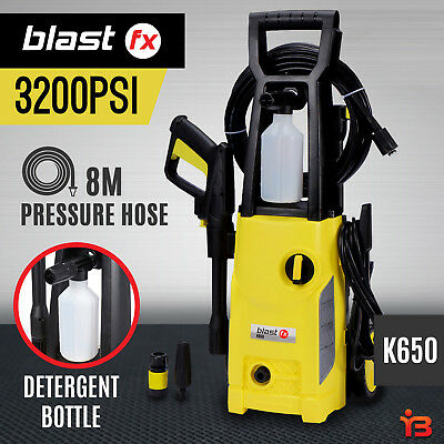NEW BLASTFX 3500PSI High Pressure Water Washer Cleaner Electric Gurney Pump Hose
