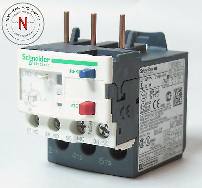 Schneider Electric Telemecanique Lrd08 Overload Relay, 600V, 8A