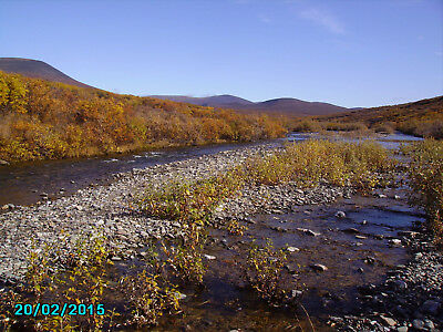Gold Mining Claims, Alaska gold dredging, State claim, Alaska mining claims