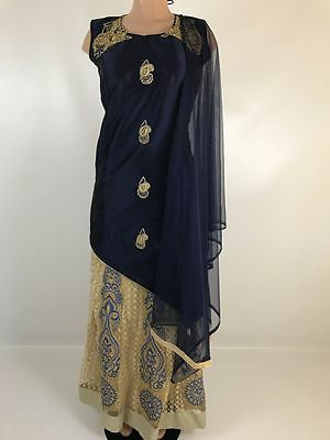 IBC $40 compare $299 Lehenga work with Long Kameez Ethnic Wear indian dress