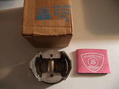 Ford C4Gy-6108-D Piston And Pin