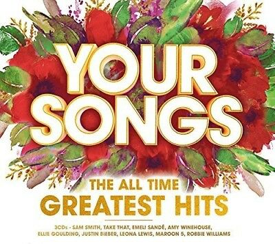 Various Artists - Your Songs 2018 / Various [New CD] UK - Import