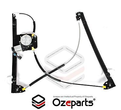 FRONT LH LHS Left Window Regulator With Motor Ford Territory SX SY SZ 04~17