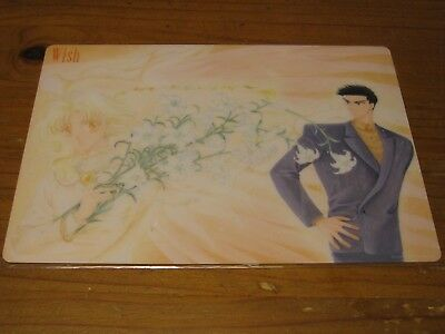 Anime Manga NEW Pencil Board Shitajiki Wish Kohaku Shuichiro Kudo Clamp