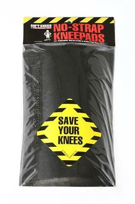 Soft Knees - Easily Installed, No Strap Knee Pads For Those Who Frequently...