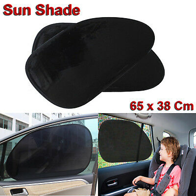 Sun Shade UV Block Shield Protectors Window Mesh Covers Baby Curtains For Cars