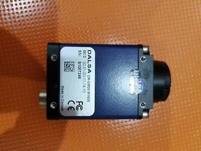 1pcs used DALSA CR-GM00-M1600