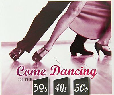Various - 40s.. Come Dancing In The 30s - Various CD 72VG The Cheap Fast Free
