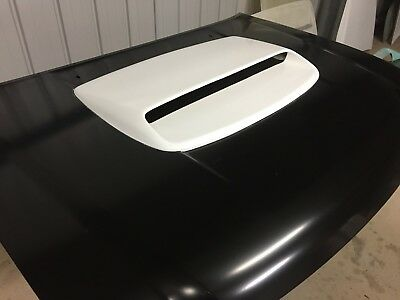 Holden Colorado Style Bonnet Scoop To Suit Holden Rodeo 2003-2008