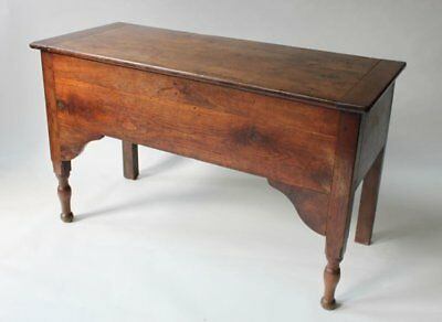 Antique Side Table - Coffer - Blanket Box