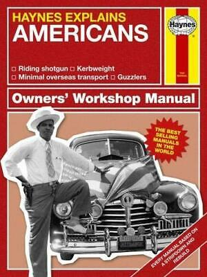 The Americans (Haynes Explains) (Haynes Manuals) by Boris Starling Book The
