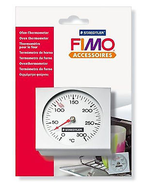 Fimo  Polymer Clay 0c - 300c Oven Thermometer 8700-02