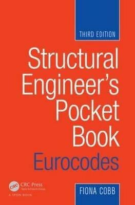 Structural Engineer's Pocket Book: Eurocodes by Fiona Cobb (Paperback, 2014)