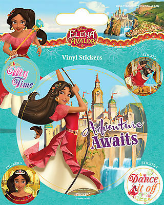 Elena von Avalor - Adventure Awaits - Stickerset Sticker Aufkleber 10x12,5 cm