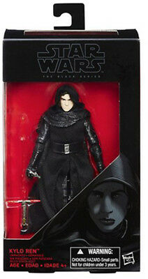 "Star Wars The Black Series 6"" Nr. 26 Kylo Ren - Sammlerfigur"