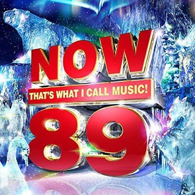 NOW That's What I Call Music! 89 [Audio CD Music Compilation, Katy Perry] NEW