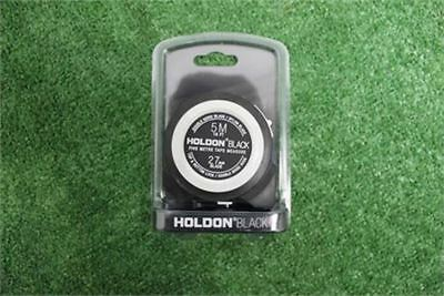 HOLDON BLACK Heavy Duty 5M Tape Measure - HNB00103