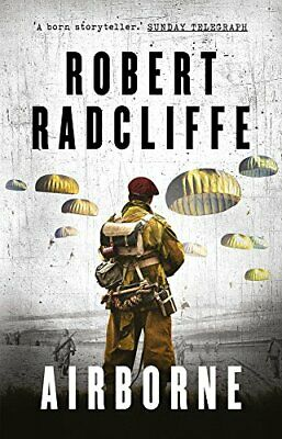 Airborne (The Airborne Trilogy) by Radcliffe, Robert Book The Cheap Fast Free