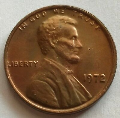 1972-P Lincoln Memorial Cent DDO FS-108 (33.58) Doubled Die Beauty!