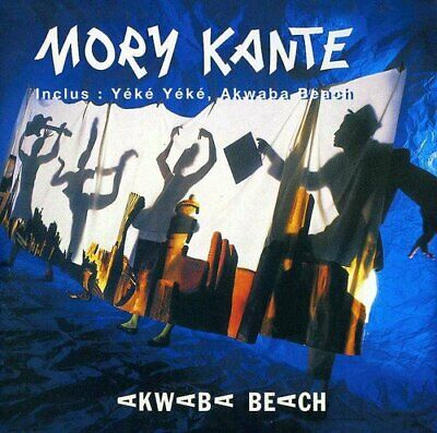 Mory Kante - Akwaba Beach - Mory Kante CD 7VVG The Cheap Fast Free Post The