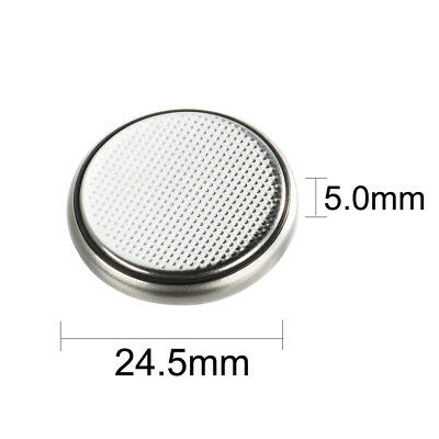4PCS x CR2450 CR 2450 Button Cell Battery Coin Batteries For Watches,PKCELL