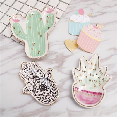 Kawaii pic Jewelry cosmetic holder organizer kitchen dish appetizer dishes plate