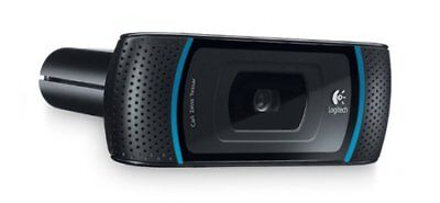 Logitech B910 HD 5MP USB 2.0 Schwarz Webcam, 960-000684 ~D~