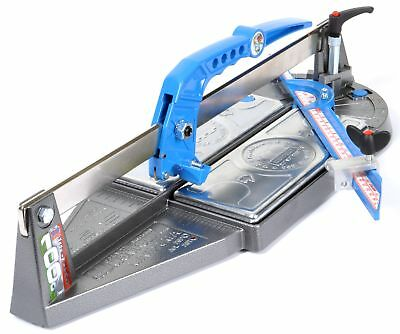Tile Cutter Machine Manual Montolit Minipiuma 26T Cutting Lenght 36 Cm