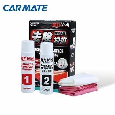 CARMATE Fix It Pro Car Paint Scratch Remover Vehicle Scratch Repairing Set x2 AU
