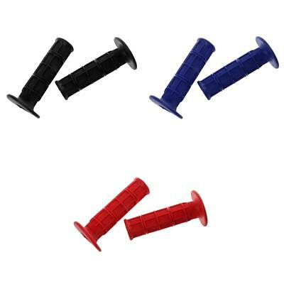 3 Set 3 Color 22mm 7/8 Hand Grips for Pit Dirt Bike Motorcycle Body Parts
